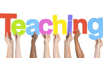 Five ways in which you can become a teacher