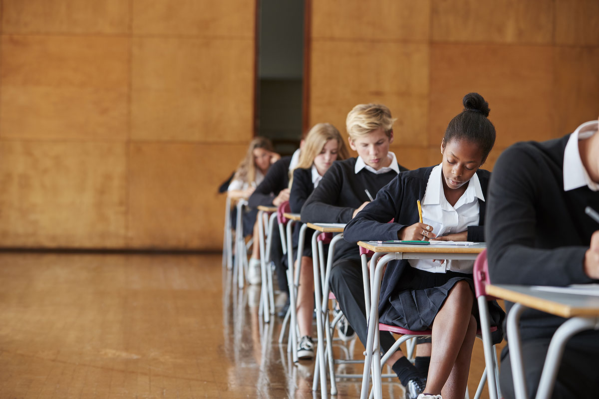 Exams Increase Anxiety and Affect Performance